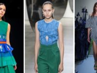 Modetrends dames voorjaar 2018