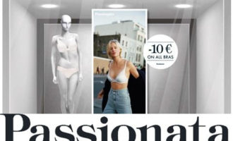10€ korting op je favoriete Passionata beha