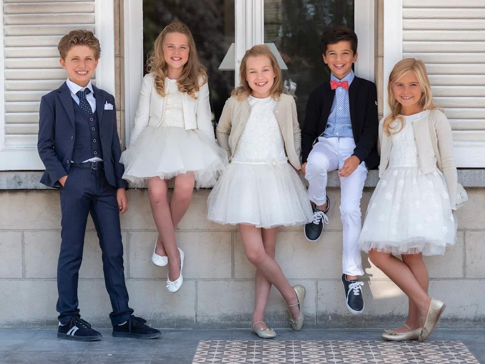Beste Communiekleding Limburg – jongens en meisjes – Modecentrum Frans YR-88