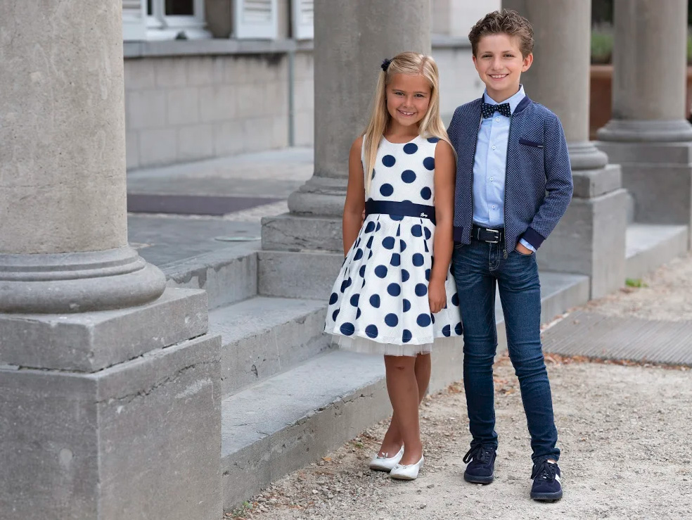 Wonderbaar Communiekleding Limburg – jongens en meisjes – Modecentrum Frans RU-35