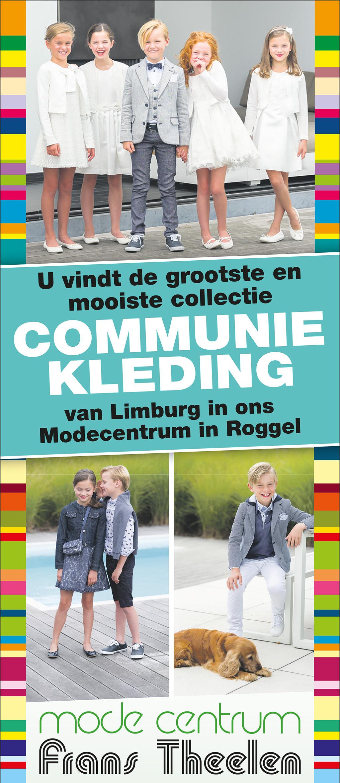 c91c5aeef54 De grootste collectie Communiekleding van Limburg! – Modecentrum ...