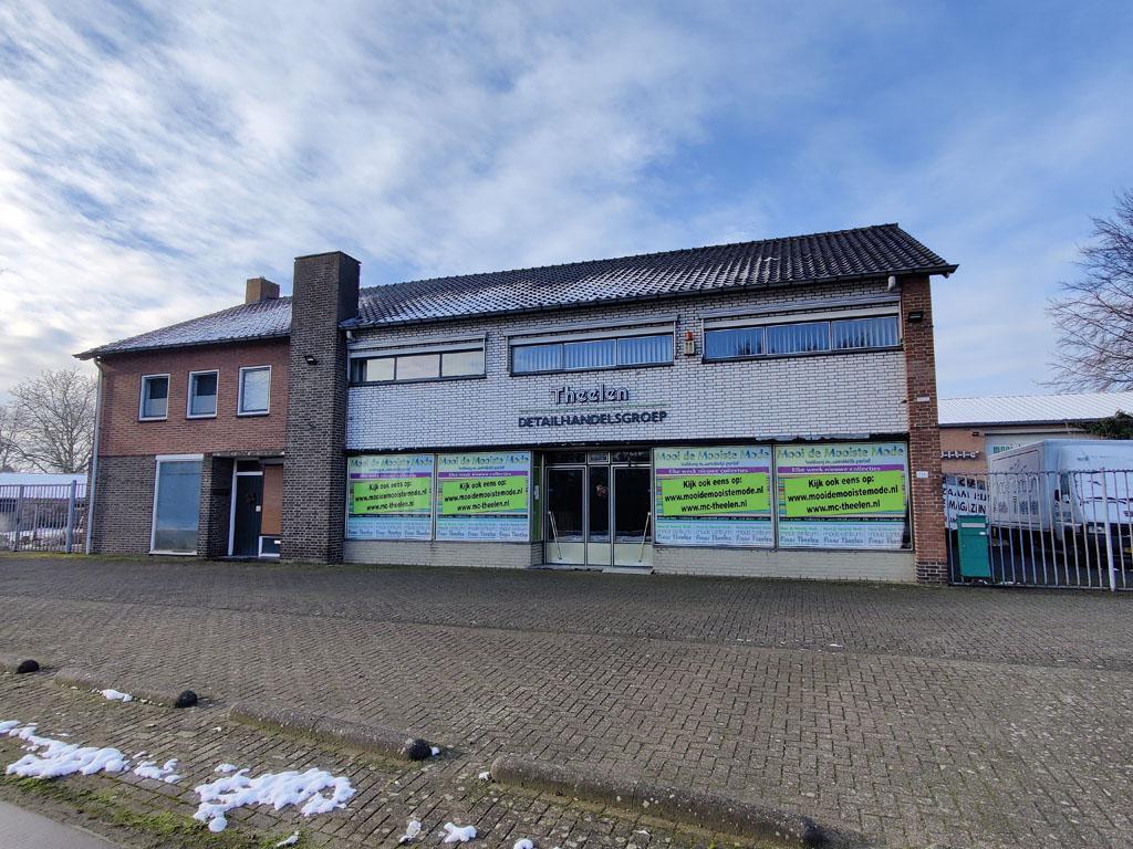 logistiek centrum met woonhuis en kantoor te Roggel